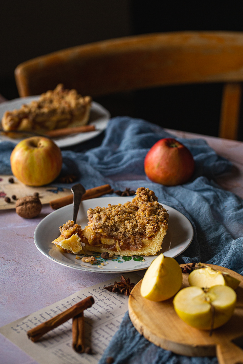 Holandska pita od jabuka