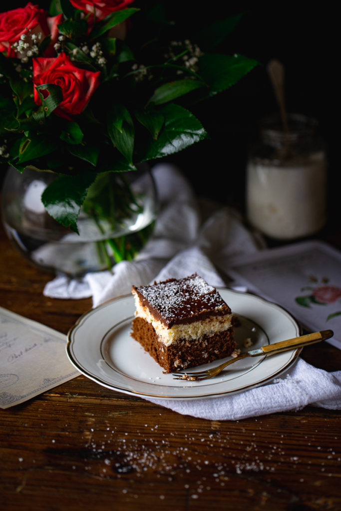 bounty kolač