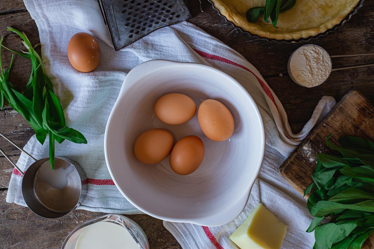 Jaja u činiji
