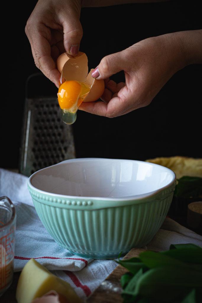 Ulivanje jajeta