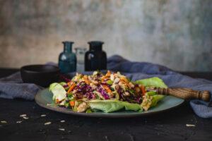 Azijska salata sa piletinom