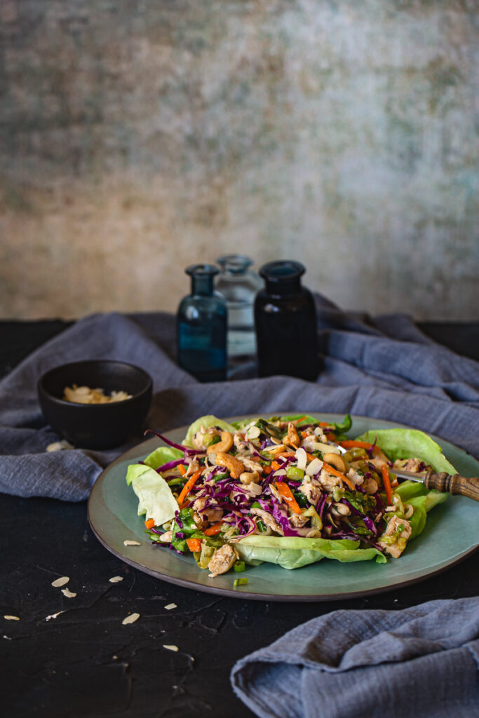 Pileća salata na azijski način