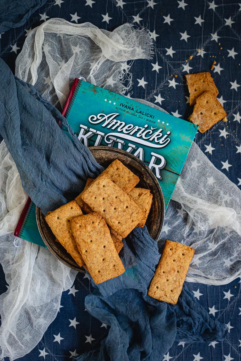 Grem krekeri i Americki kuvar