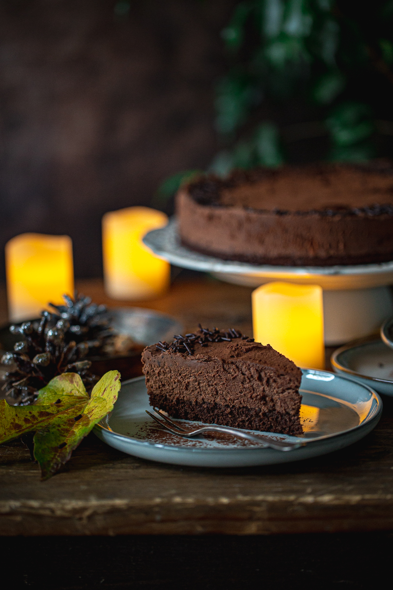 Čokoladna torta od kestena
