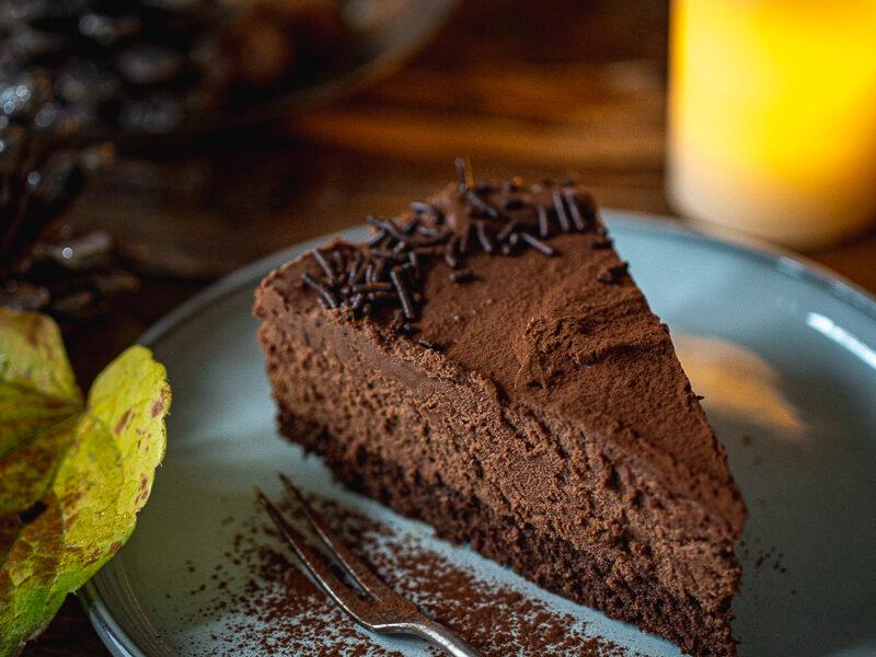 Torta sa kestenom i čokoladom