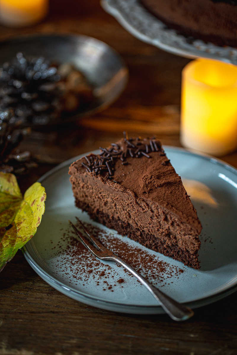 Torta od kestena i čokolade