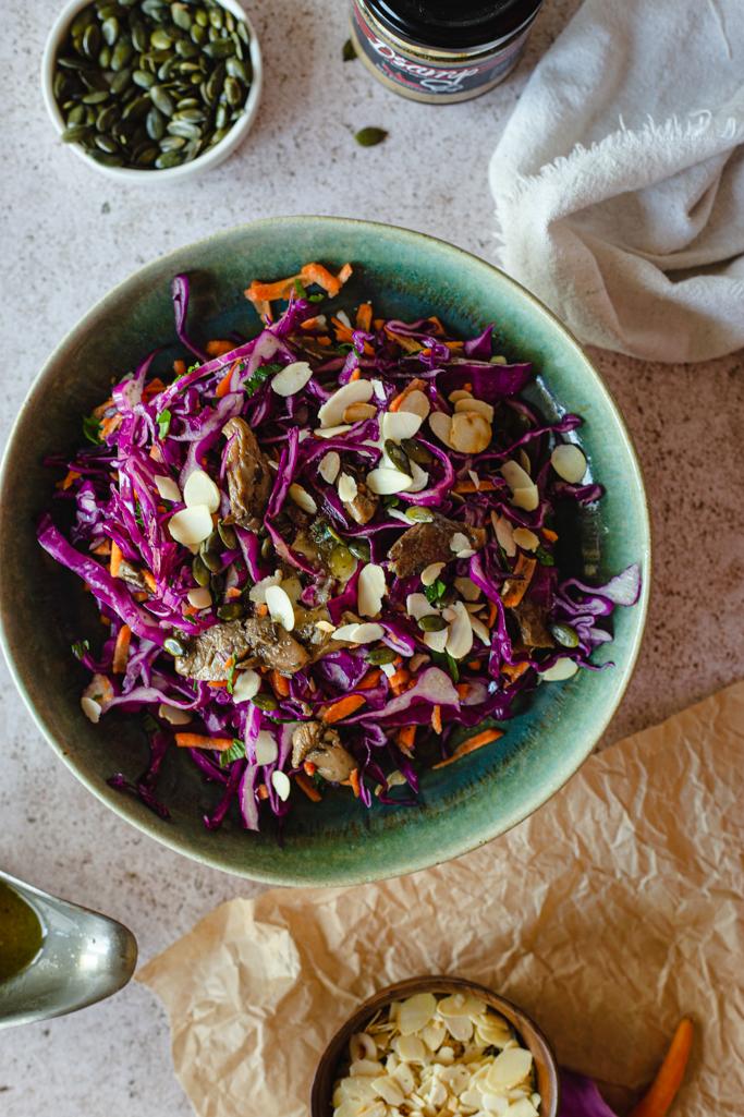 Salata od ljubičastog kupusa